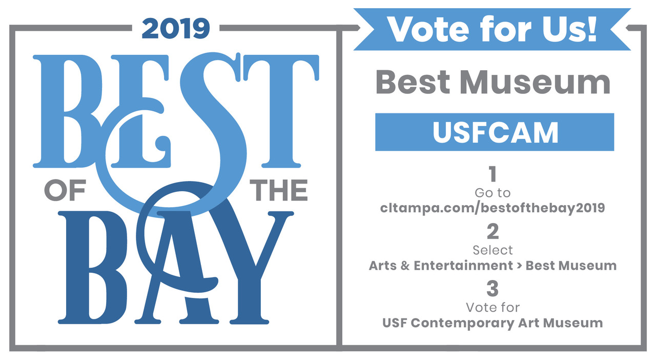 Vote for USFCAM in Best of the Bay 2019
