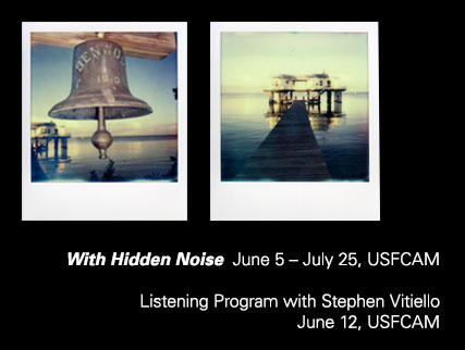 With Hidden Noise exhibition and Listening Programphotos: Stephen Vitiello