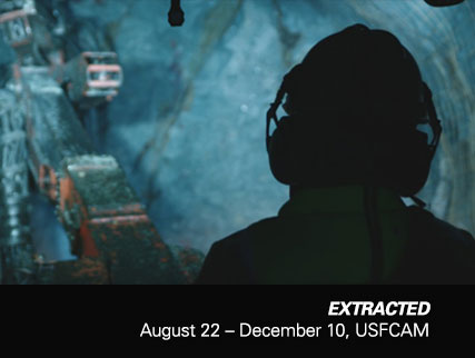 Extracted, August 22 - December 10, 2016, USF Contemporary Art Museum